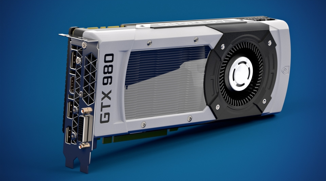 3D Visualisation: NVIDIA GTX 980