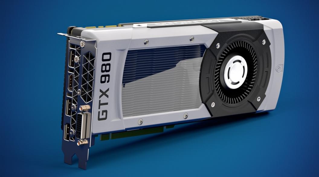 3D Visualisation: NVIDIA GTX 980