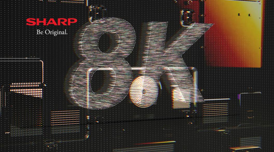 Sharp 8K Technology & Ecosystem